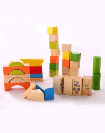 积木拼图序列玩具专场hape