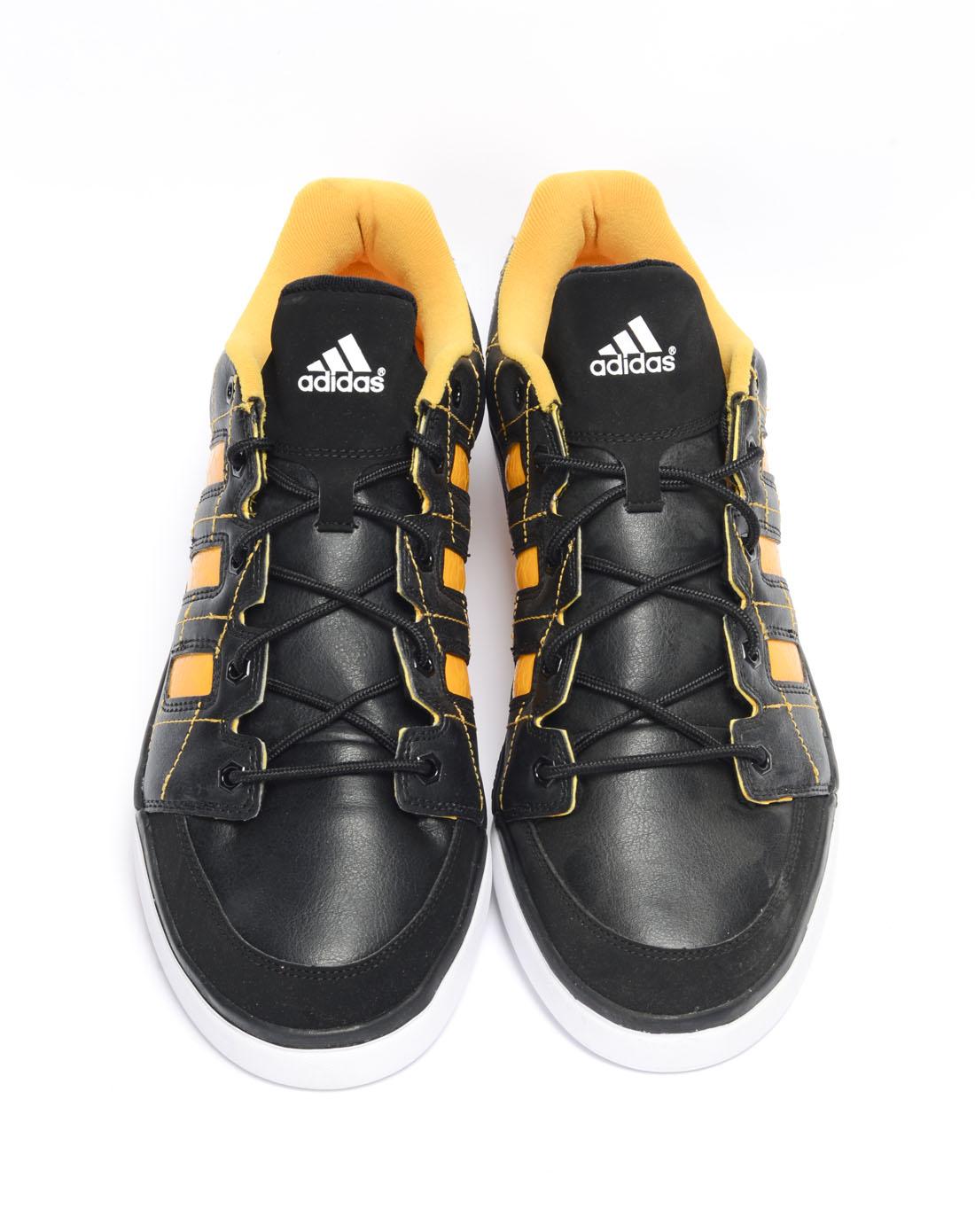 阿迪达斯adidas男子黑色篮球鞋g47907