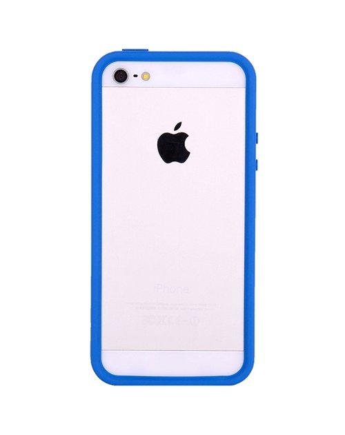 道瑞iphone5幻彩手机边框-深邃蓝