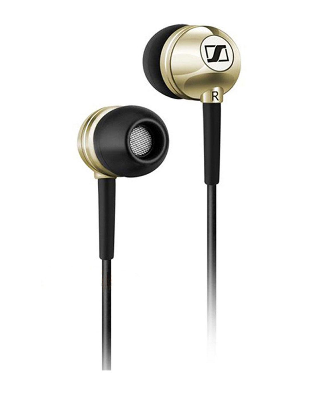 森海塞尔sennheiser高保真入耳式耳机cx3二代(金色)
