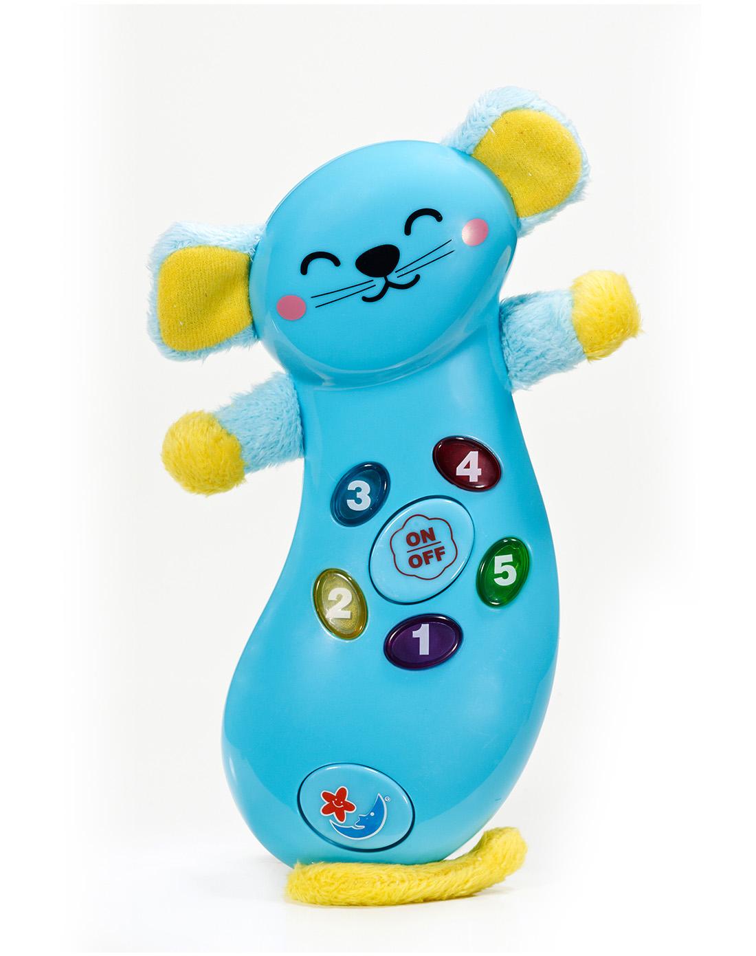 十二生肖电话-老鼠颜色数字认知
