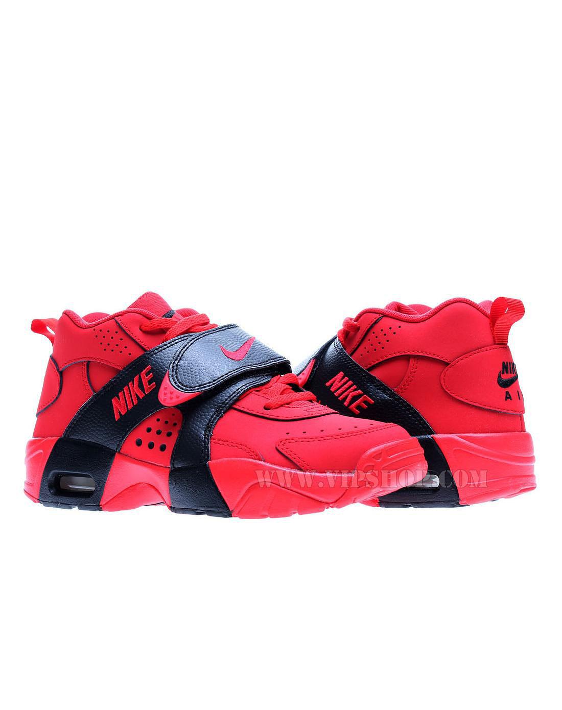 nike 大童运动鞋红/黑色