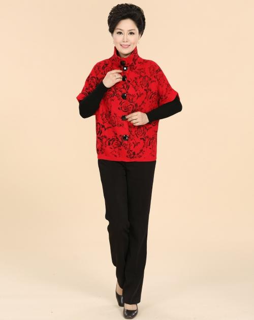 翻领玫瑰花衫 翻领玫瑰花衫批发、促销价格、产地货源   阿里巴巴