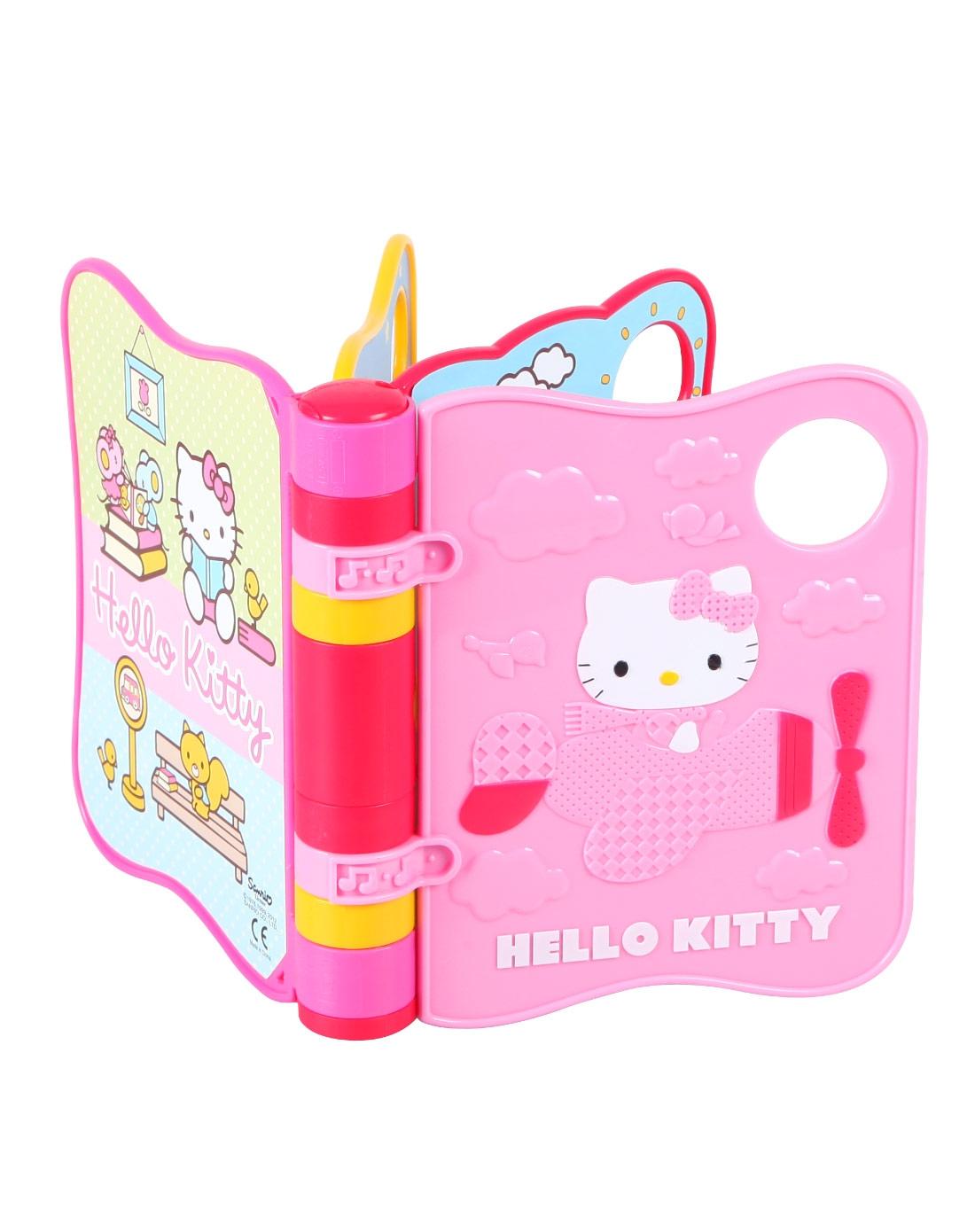 hello kitty儿童音乐书