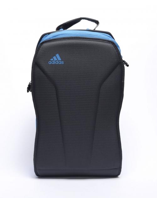 阿迪达斯 男子蓝/黑色背包图片
