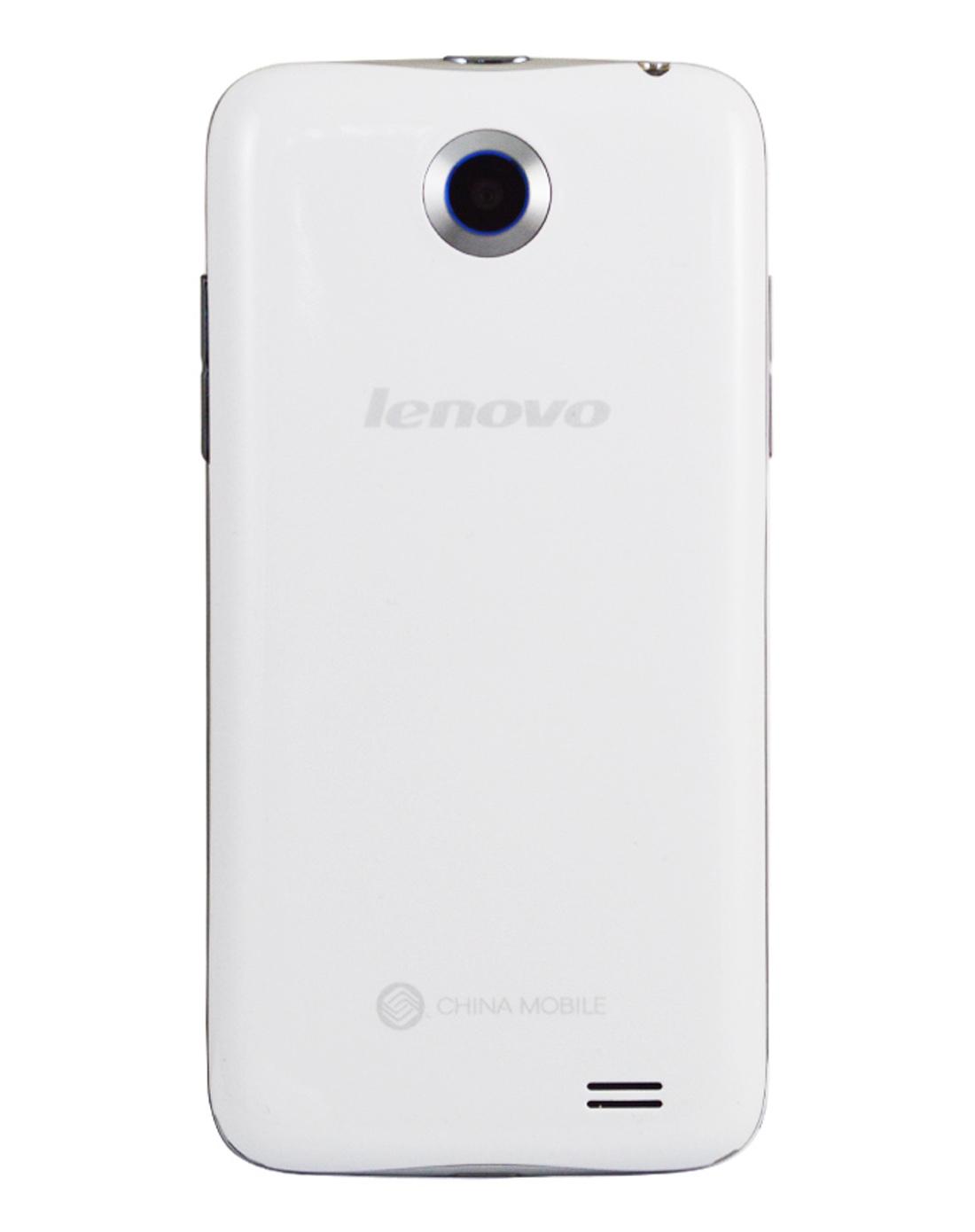 > 联想a378t 移动3g手机(白色)td-scdma/gsm双卡双待单通