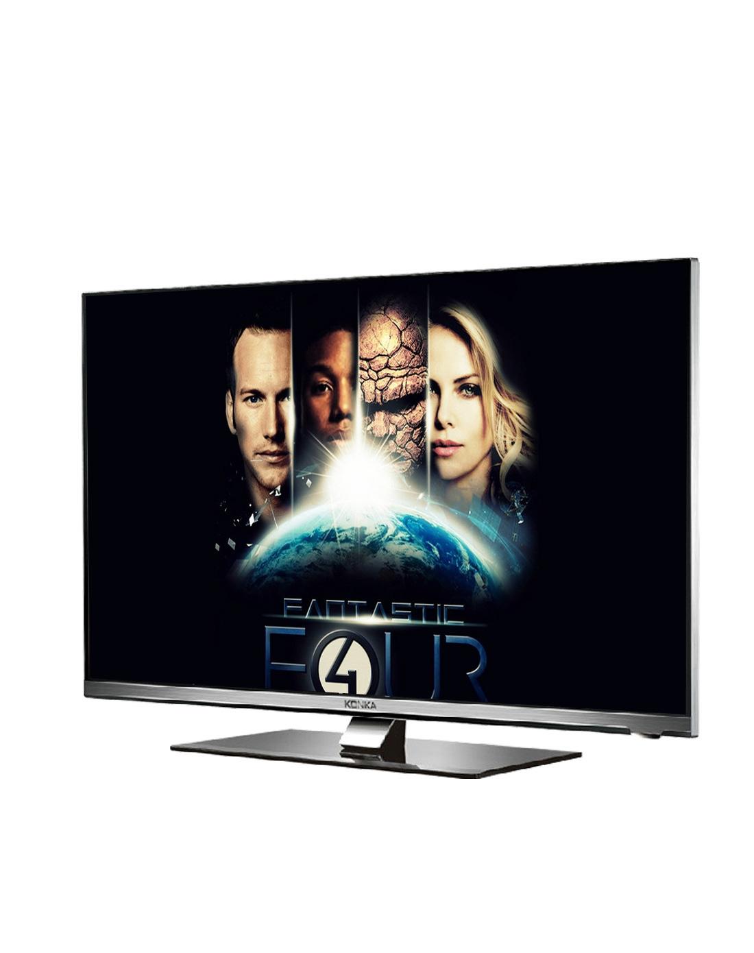 康佳konka电视专场50寸智能led超薄液晶电视,节能安卓
