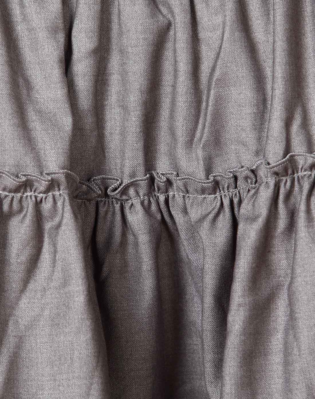 灰色窗帘贴图素材