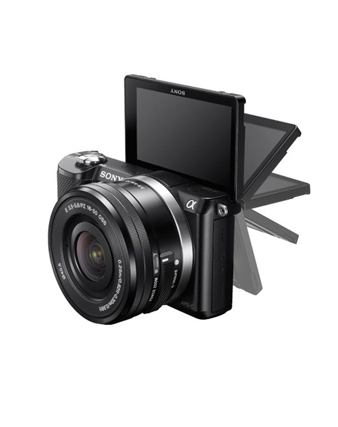 索尼sony数码全系列专场索尼微单相机a5000l黑ilce-l