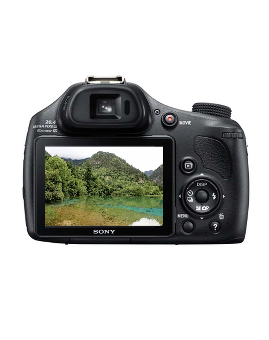 索尼sony数码全系列专场索尼数码相机dsc-hx400黑dsc