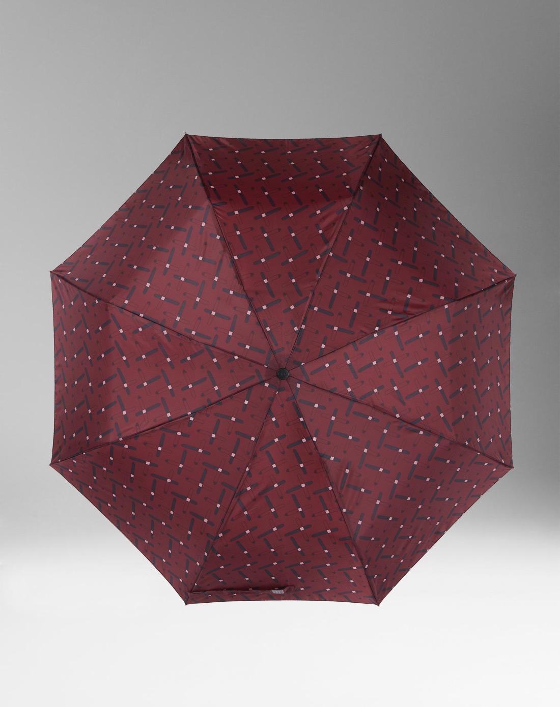 3合1遮阳伞雪茄红