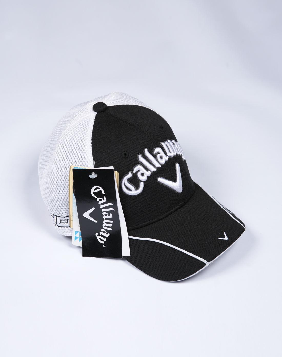 callaway男女男士黑色帽子242mlg984607010