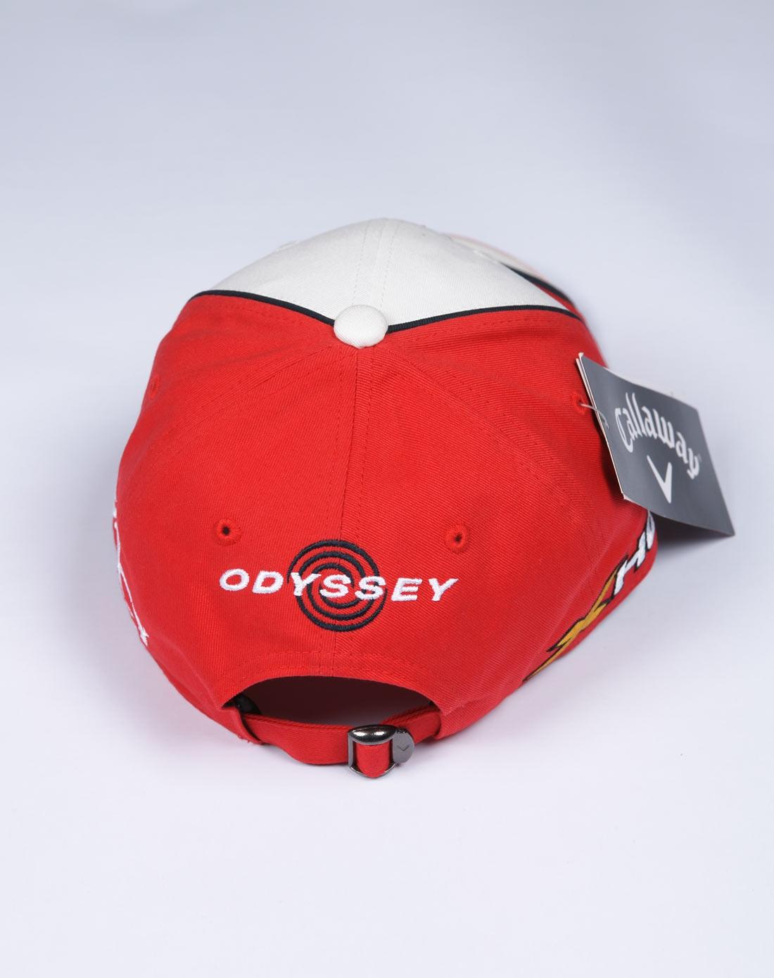 callaway男女男士红色帽子242mlg984608100