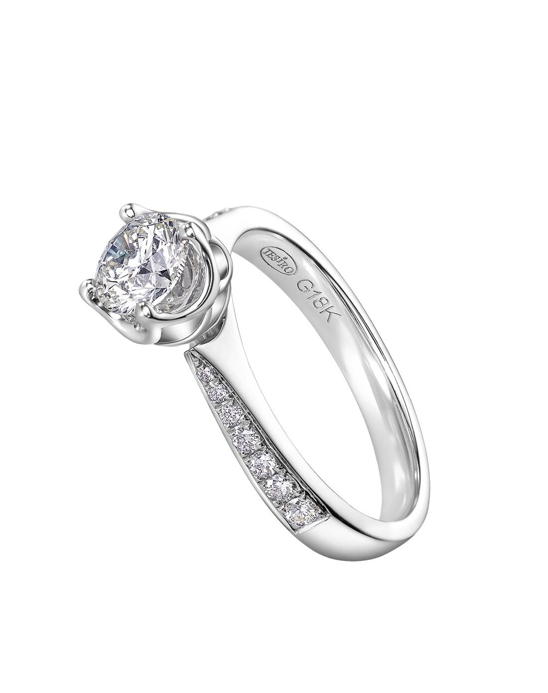 白�9(���,�i)�n(ym�_mas博物馆系列之章子怡款白18k金钻石戒指0.6ct/i/vvs