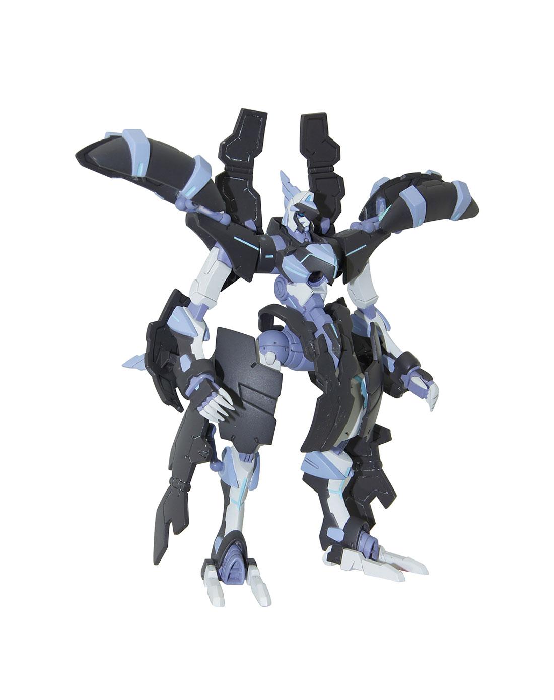 灵动 宇宙星神冥王星神-哈迪斯5寸可动机器人系列