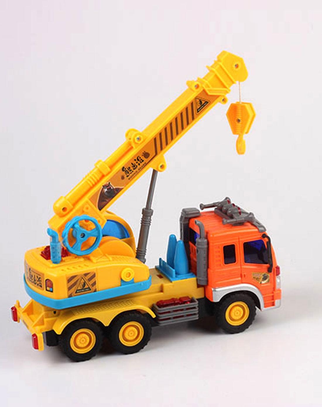 玩具工程车套装礼盒