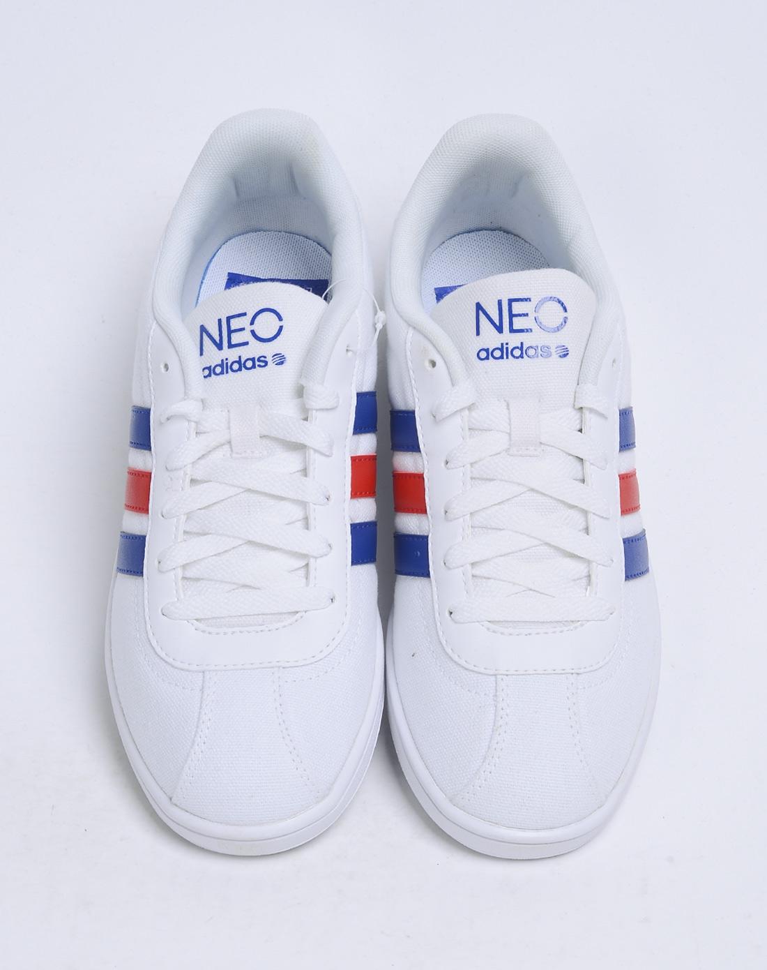 阿迪达斯adidas男鞋专场-男子白色复古鞋