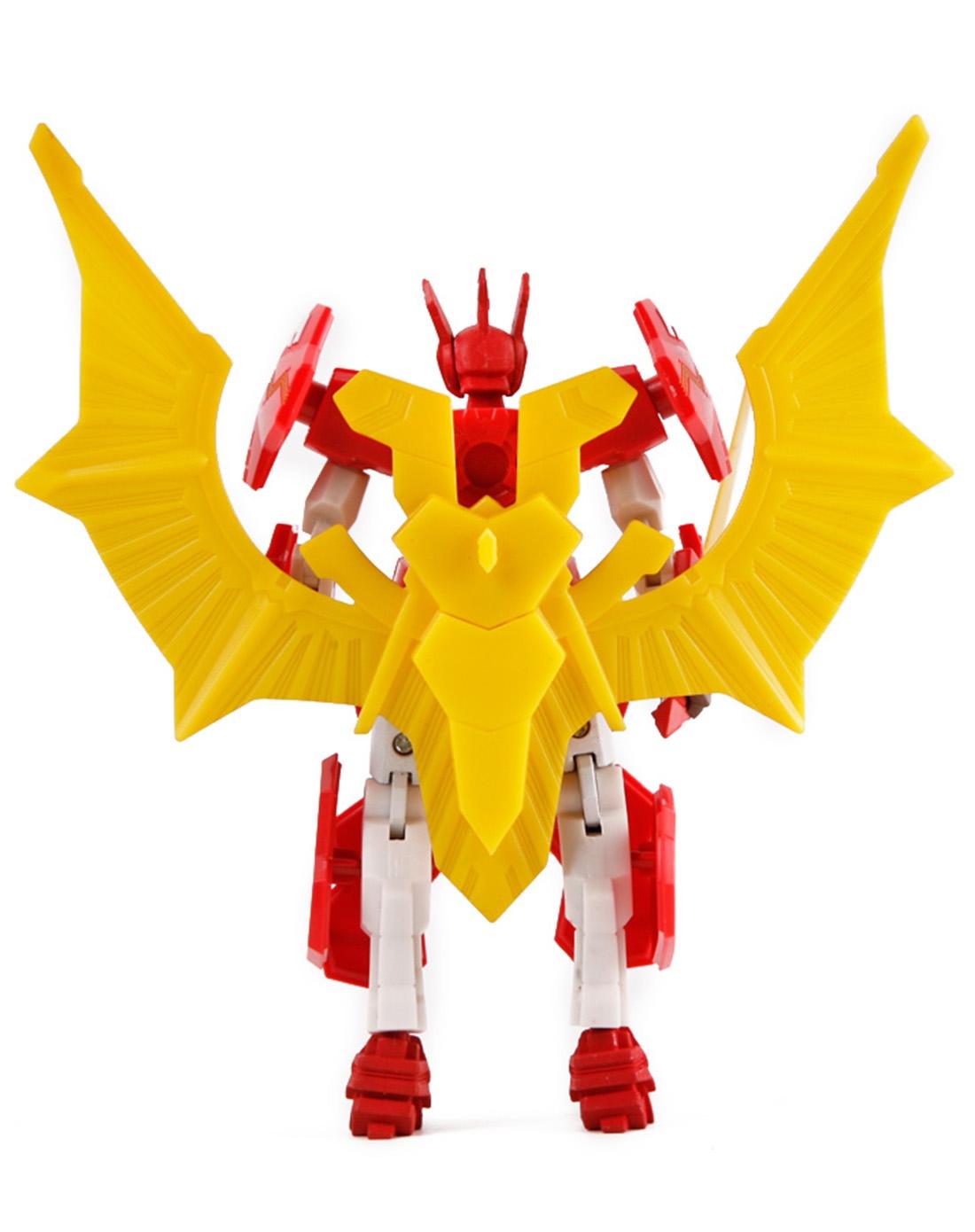 灵动玩具专场宇宙星神5寸可动机器人