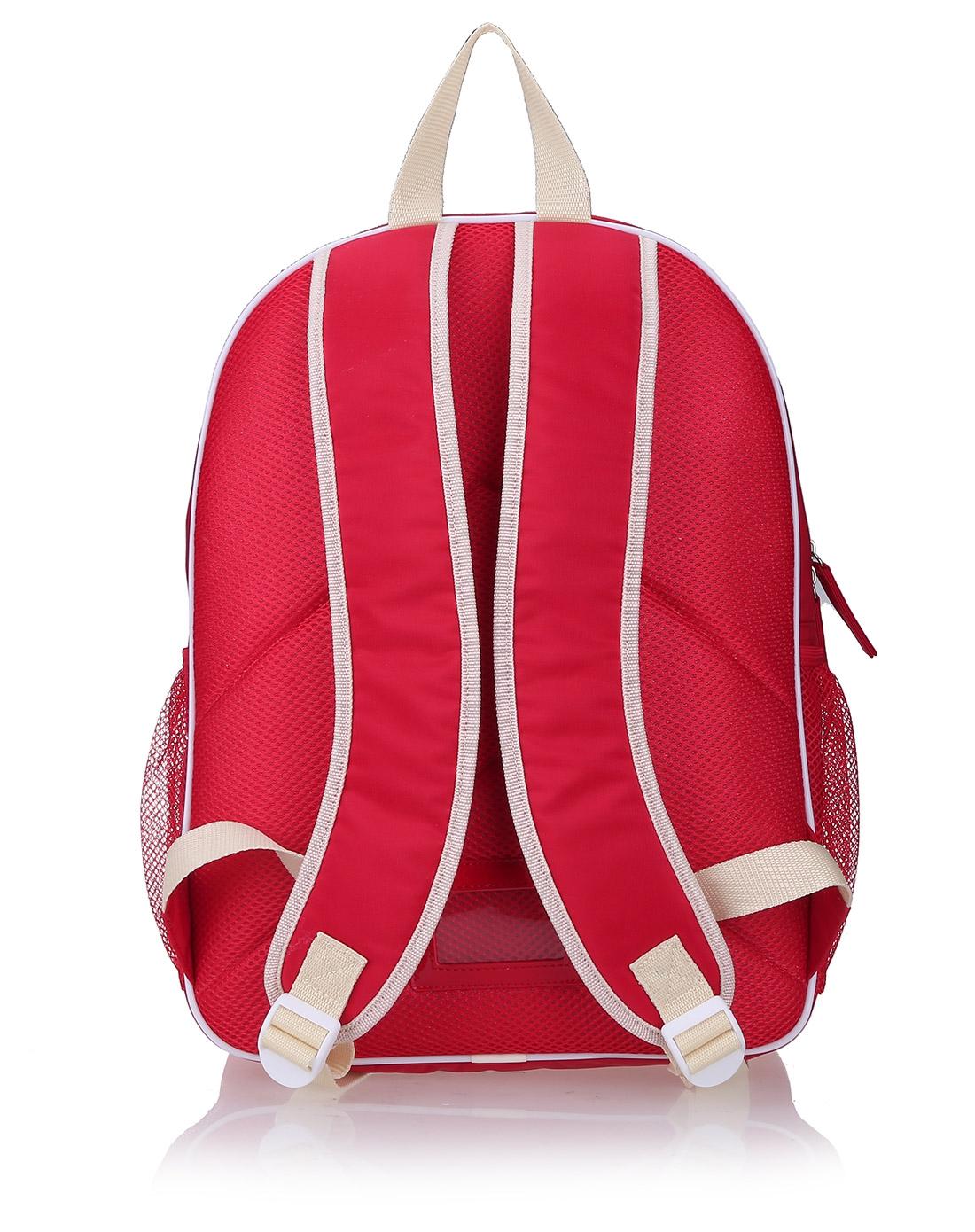 女款红色2014新款背包甜美可爱书包