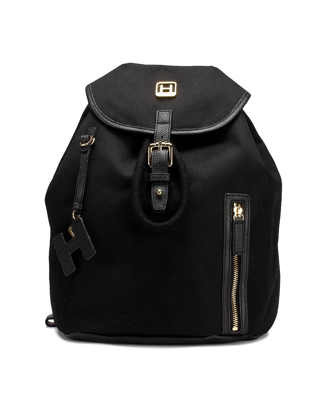 女士黑色背包hgr0403