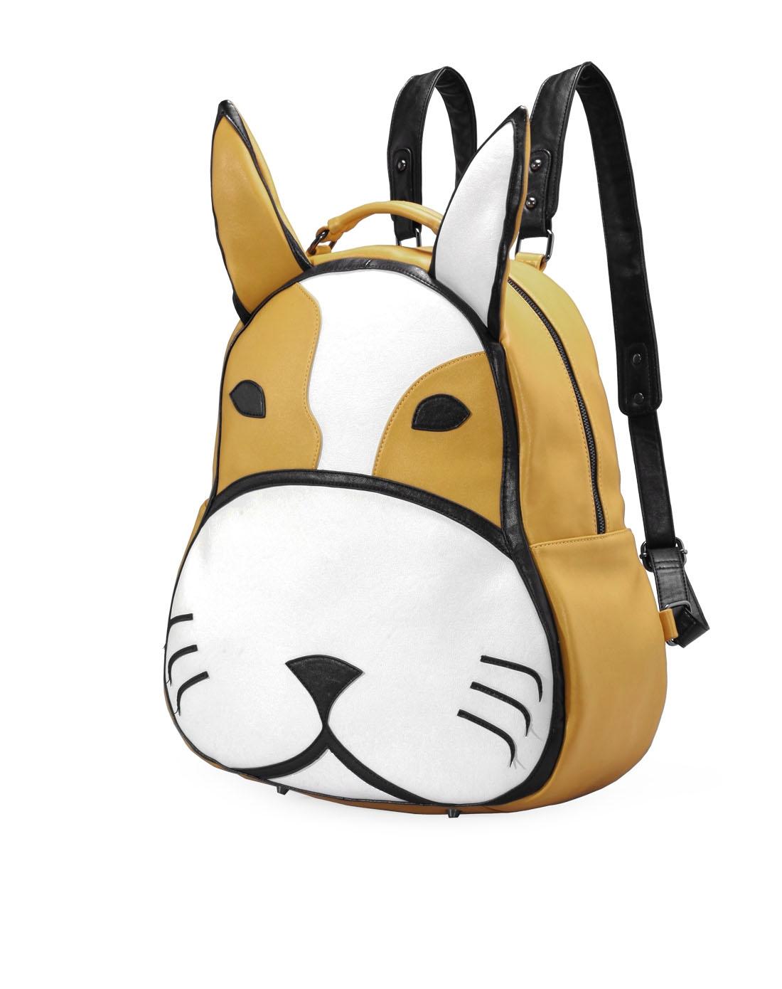 时尚个性卡通小黄狗包