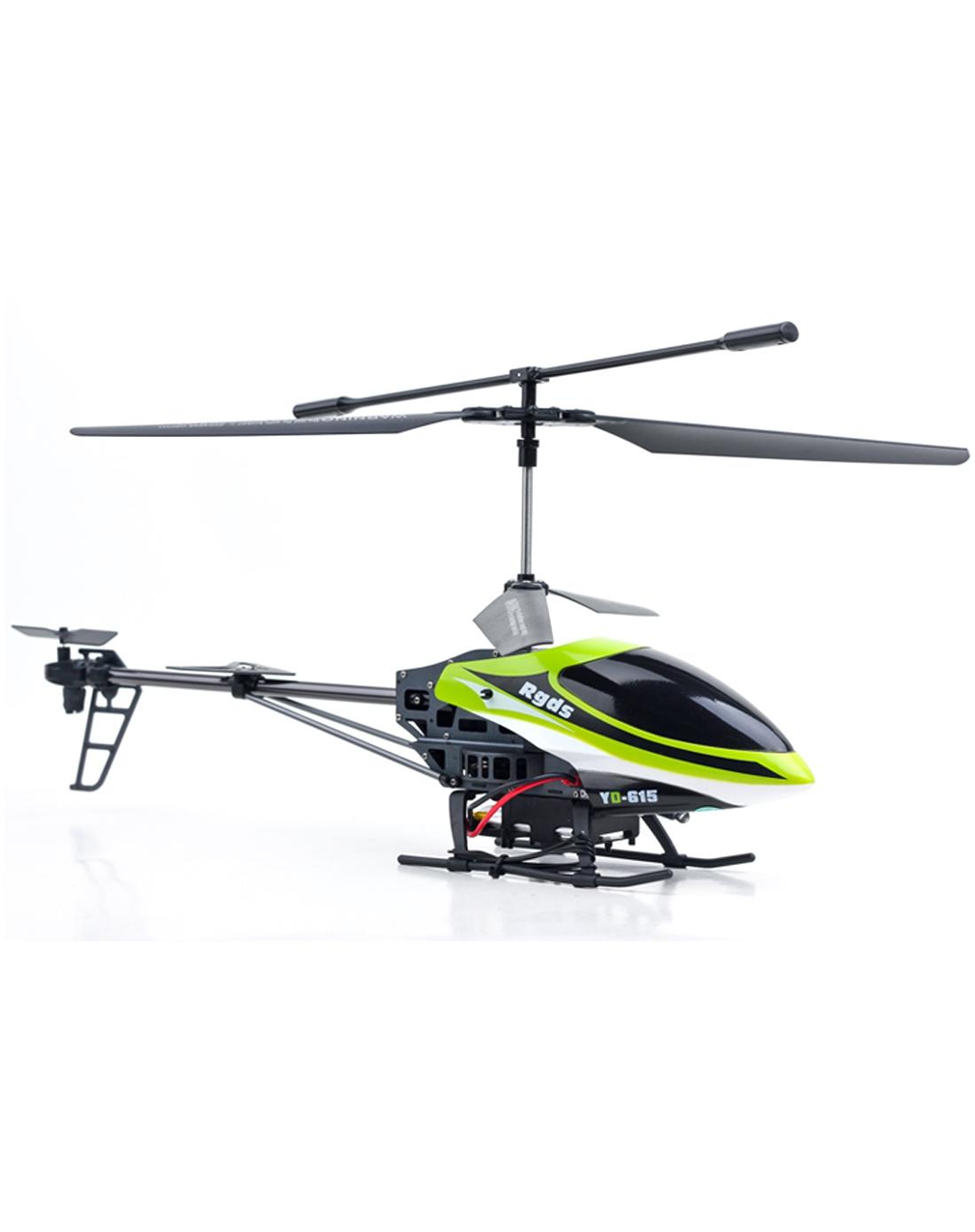 遥控玩具雅得 飞机模型3.5通道合金遥控飞机yd-615