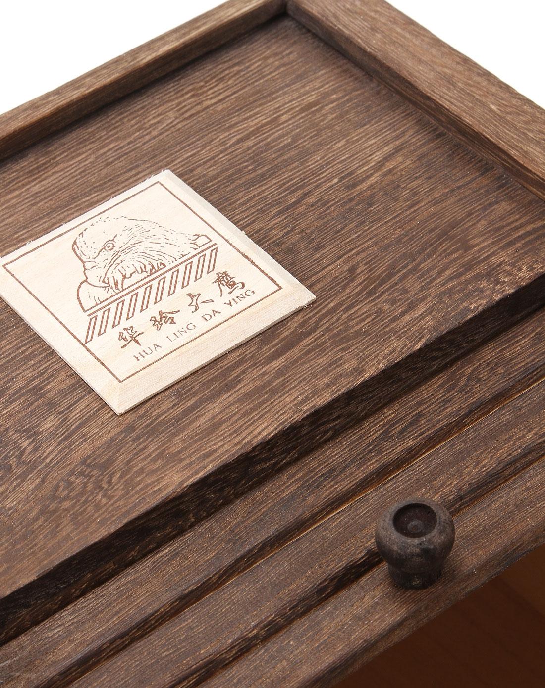 华玲大鹰 碳烤色5公斤炭烧米箱