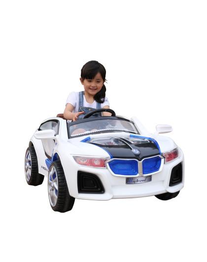 福儿宝ved2014新炫彩版儿童电动车