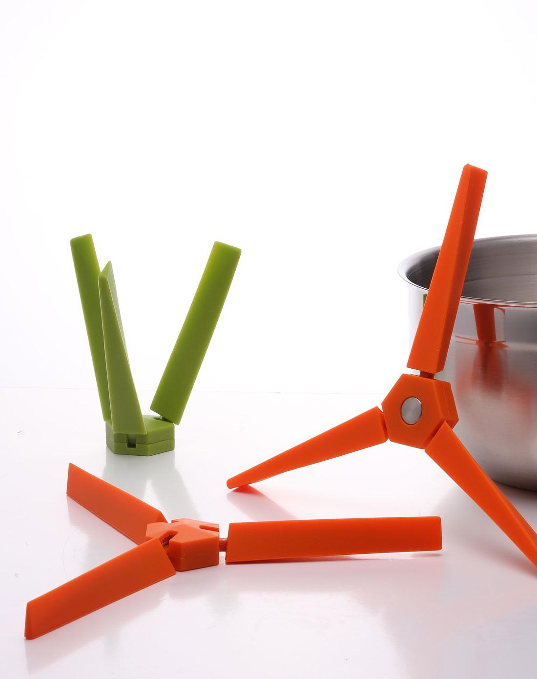 回力镖隔热垫(橙色)g3