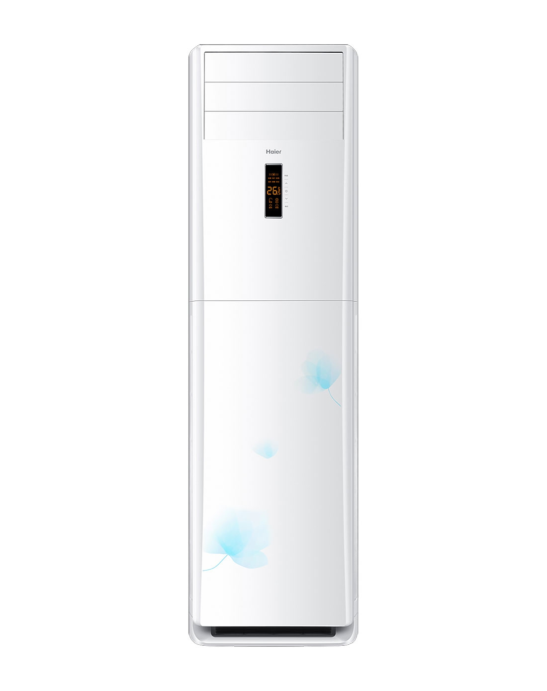 海尔haier冰洗空专场3匹高能效定频立式空调kfr-72lw