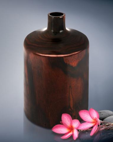 风尚塔里原木花瓶(窄口)