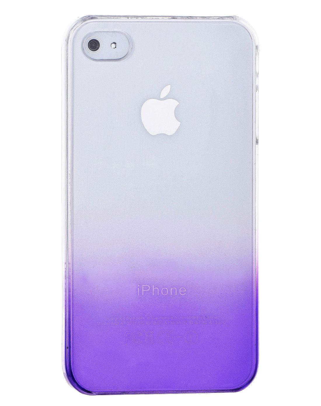 紫色漸變豎屏壁紙