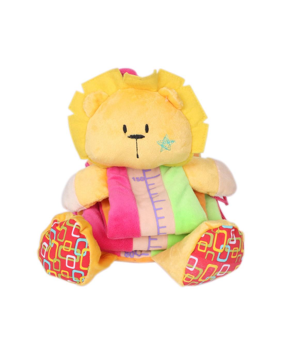 哈喜屋婴童精品玩具专场婴儿可爱卡通身高尺狮子hy056