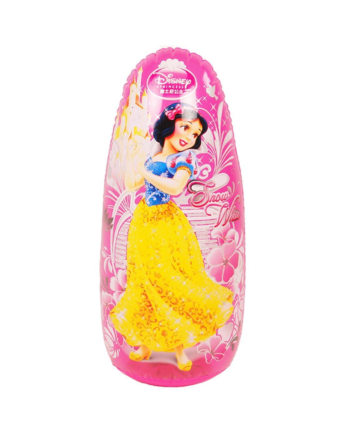 迪士尼 可爱白雪公主多功能趣味不倒翁