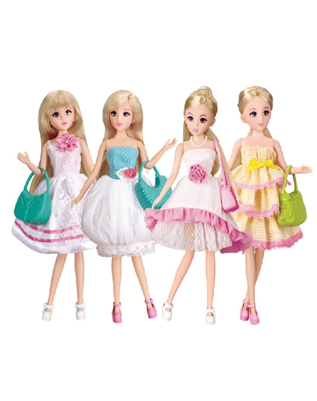 女孩玩具养娃娃
