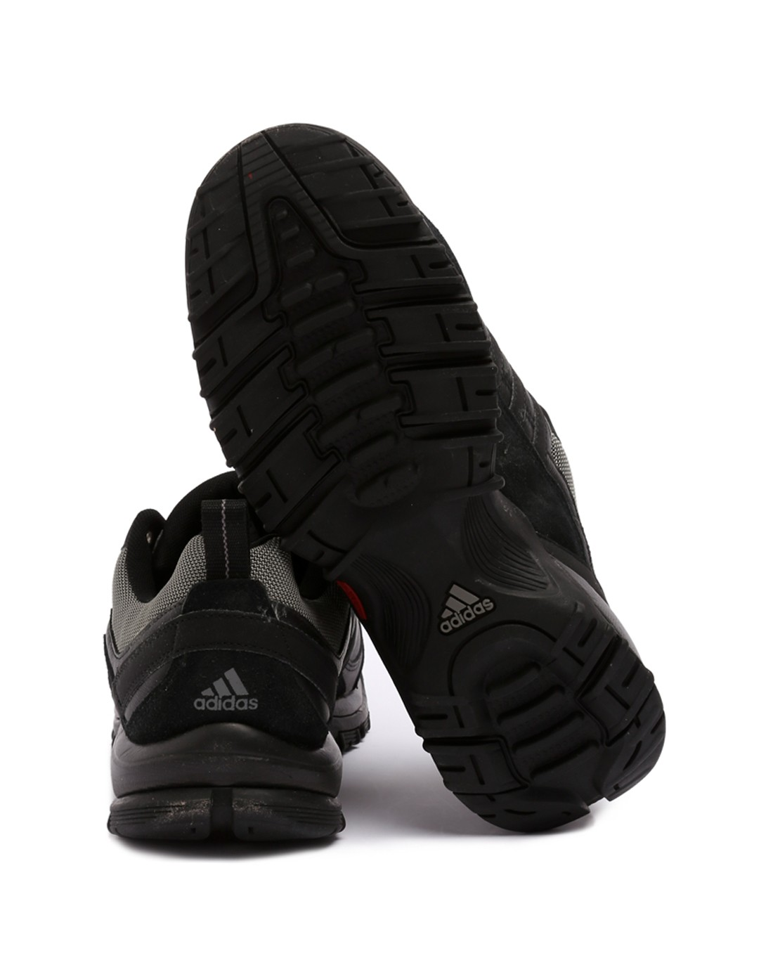 阿迪达斯adidas男鞋专场-男子黑色户外鞋