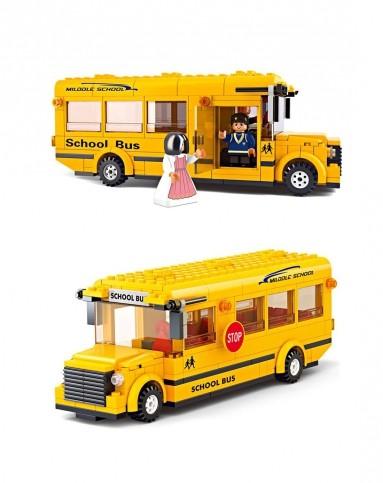 城市校园巴士