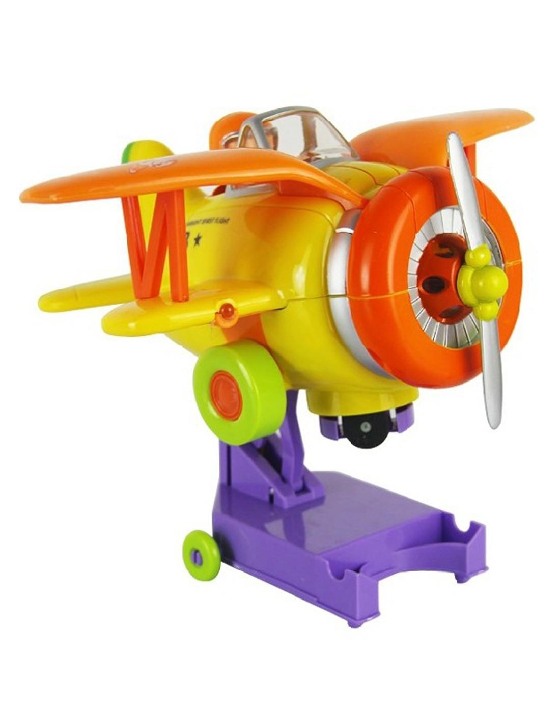 玩具总动员专场奇妙飞机卡通音乐小飞机儿童玩具飞机