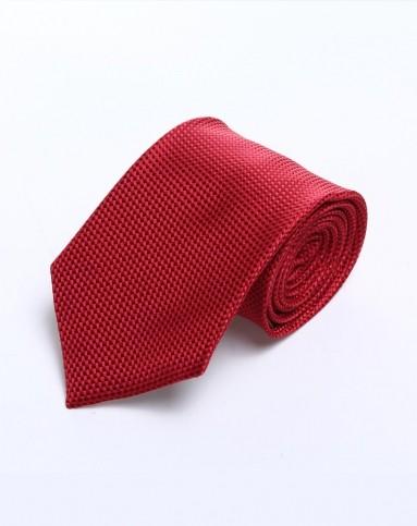 男装淡红色领带