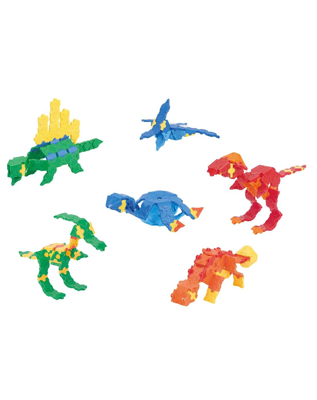 48节魔尺变恐龙蛋图解