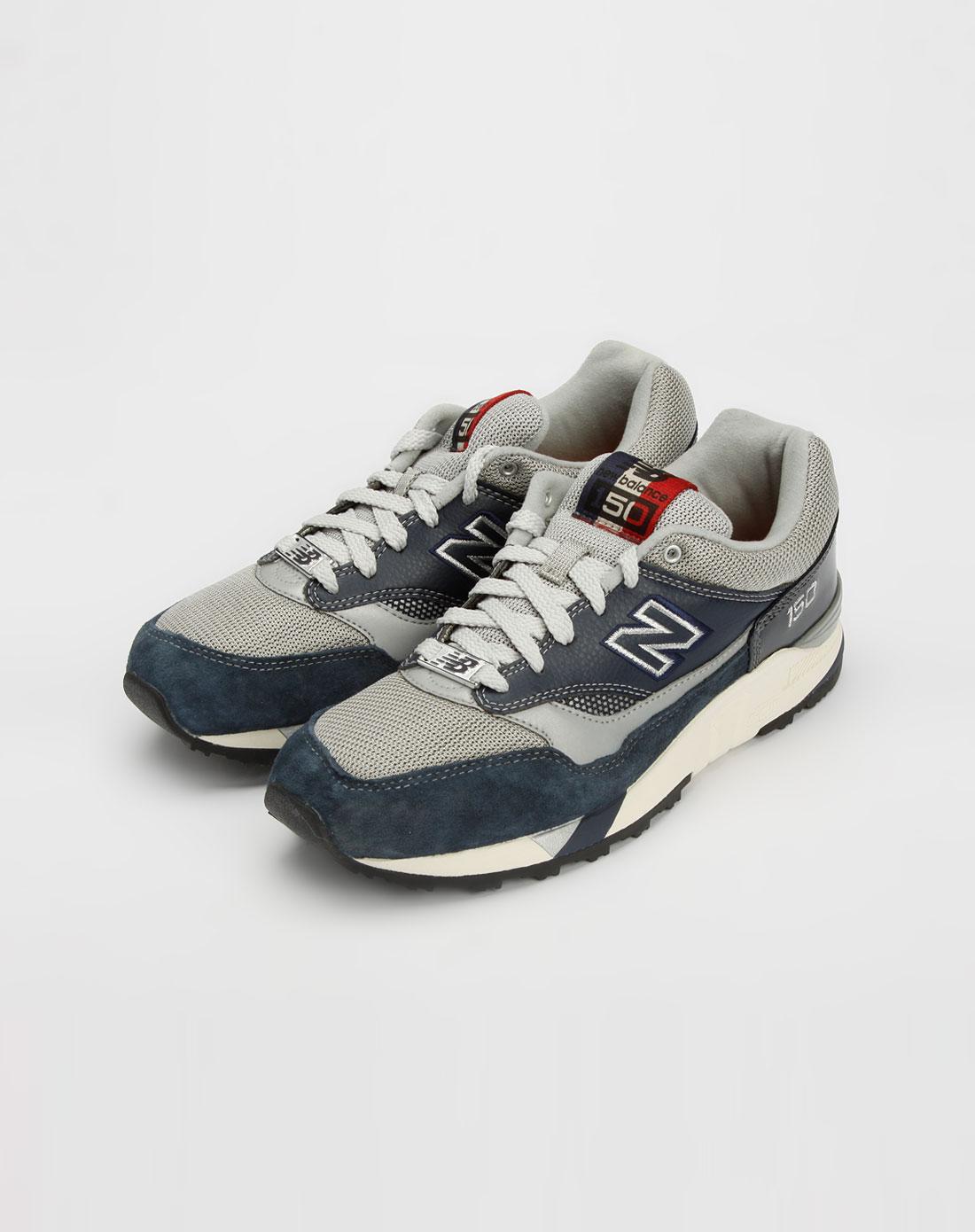 灰色运动鞋m150nl
