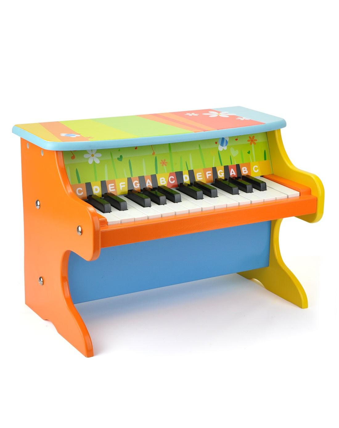 海绵宝宝等益智玩具特宝儿快乐花园小钢琴02t159