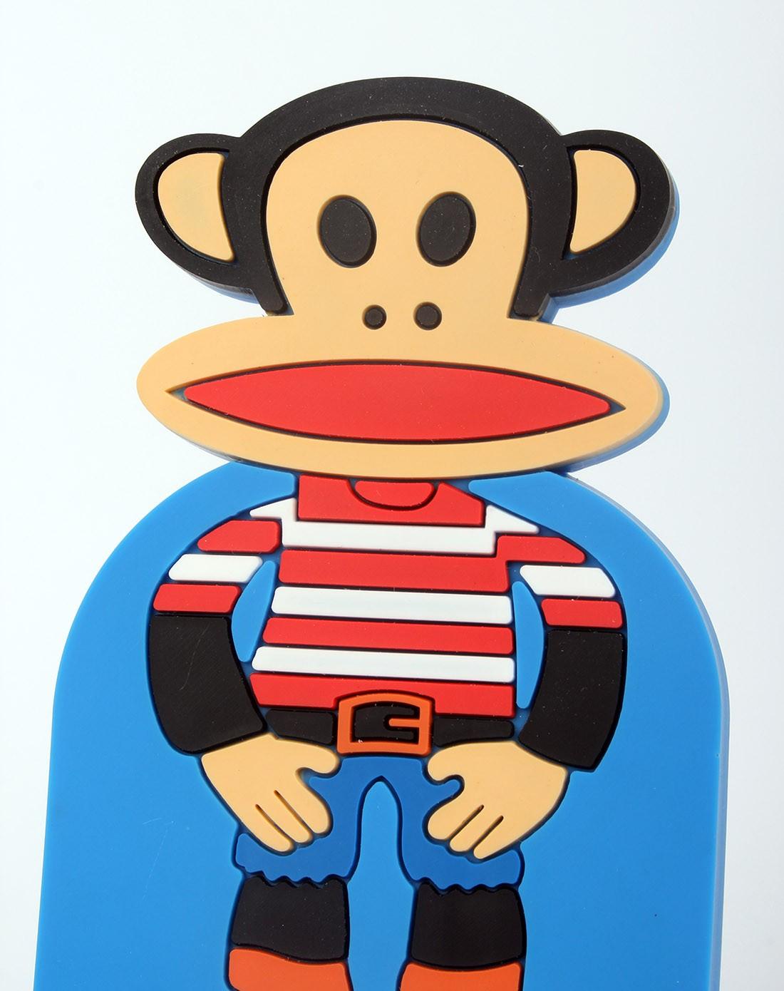 创意卡通猴子橡胶手机支架