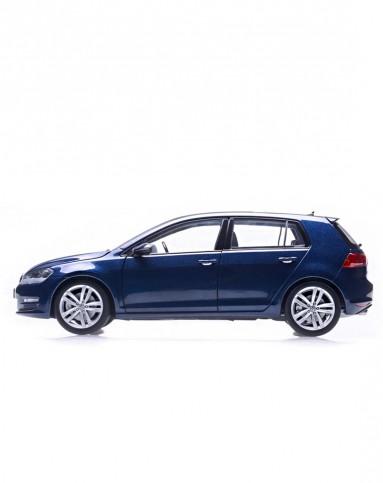 德国大众汽车vw用品专场 > 大众汽车golf-gti 高尔夫蓝色轿车车模 1