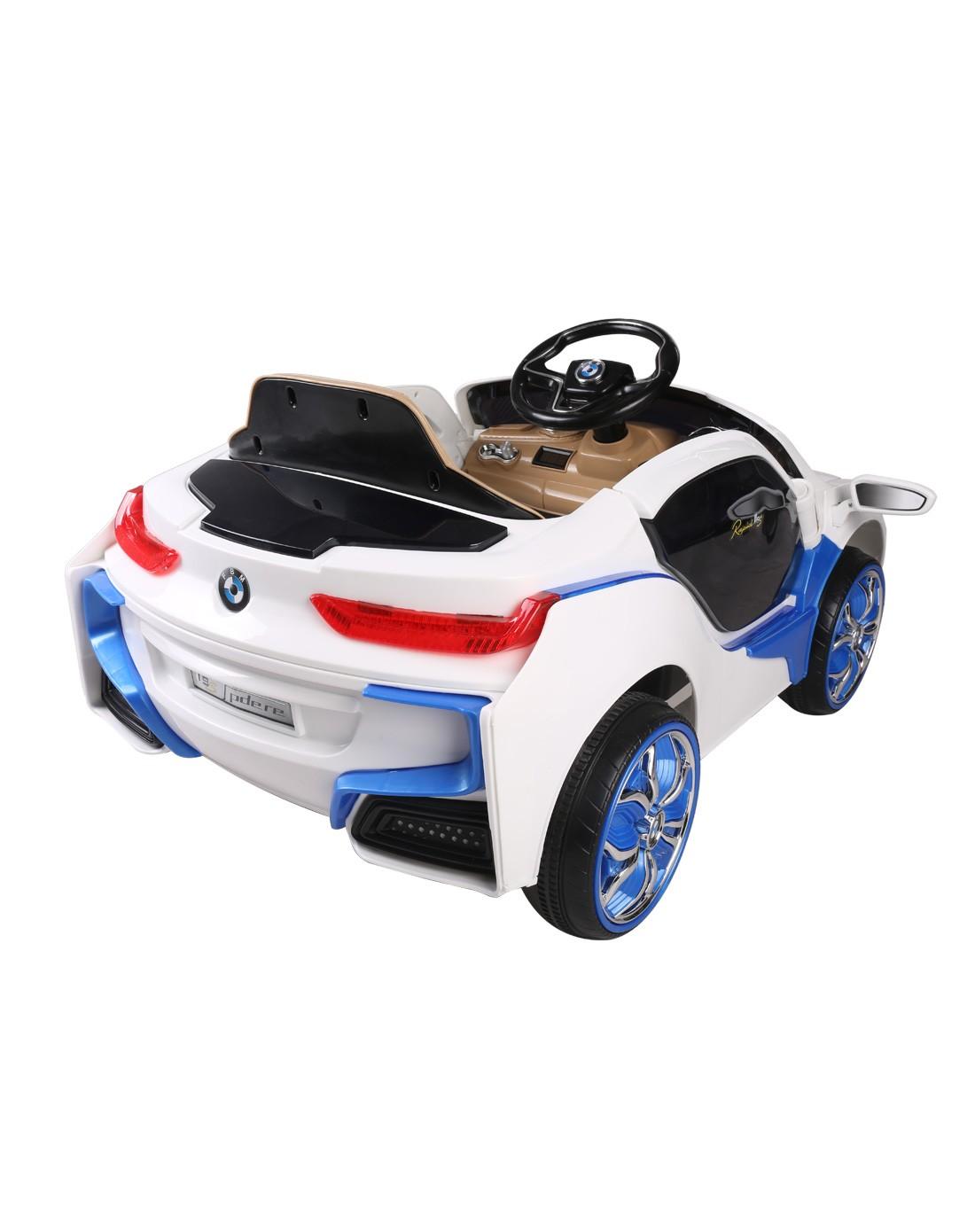 聚品童车福儿宝i9酷跑遥控儿童电动车