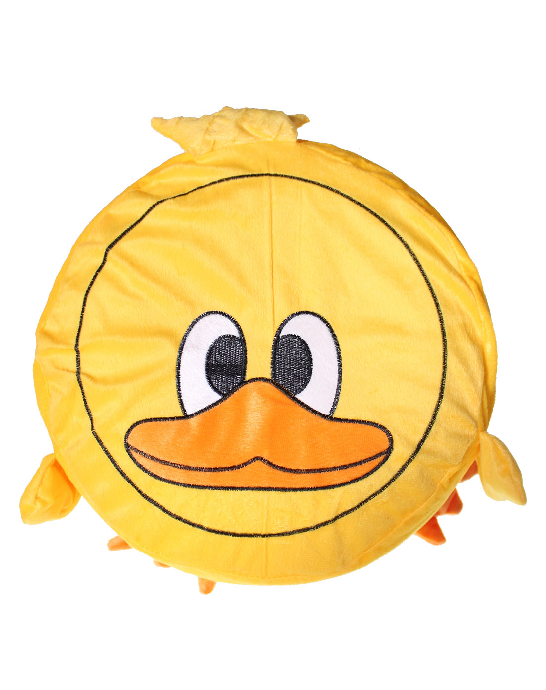 动漫卡通黄色小�_黄色可爱小黄鸭卡通宝贝系列充气凳(含打气筒和气嘴)