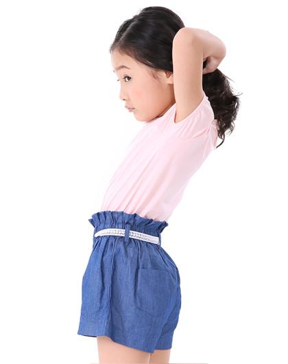 儿童套装精选专场米奇丁当 女宝宝粉色2件套装f_唯品