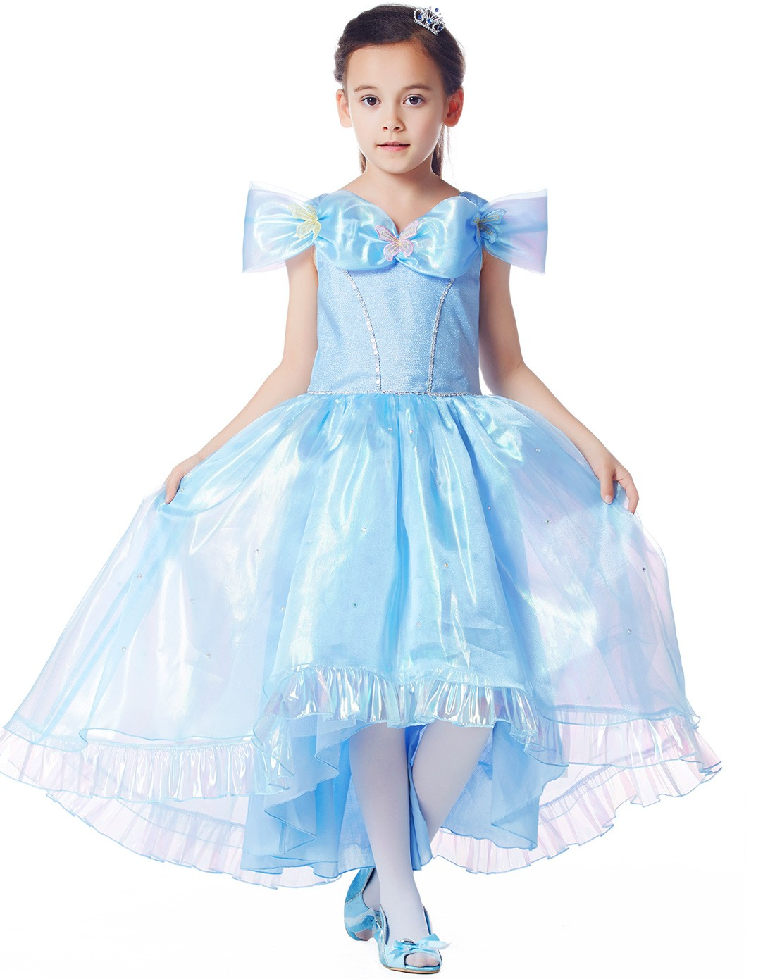迪士尼公主系列之华丽礼服裙专场cinderilla大电影版图片