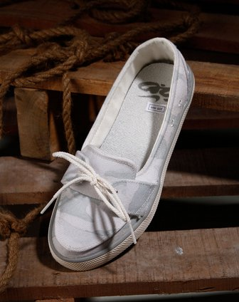 耐克nike-女鞋专场-女款灰白色绑带时尚休闲鞋