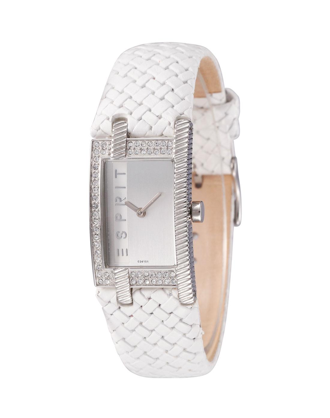 钢质编织手表软皮带